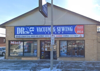 Windsor sewing machine store D&R Vacuum & Sewing Centre