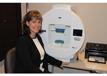Quebec optometrist DR. Valérie Vigneault, OD