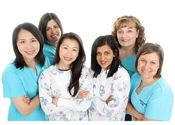 Mississauga children dentist DR. YU-SHU CHIU, DDS