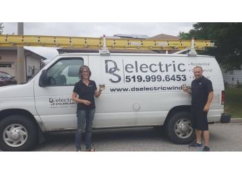 Windsor electrician DS Electric