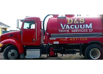 St Johns septic tank service D & S Vacuum Truck Services