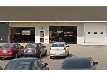 D-Tech Auto Repair Ltd.