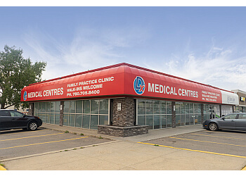 Edmonton urgent care clinic DX Medical Centres