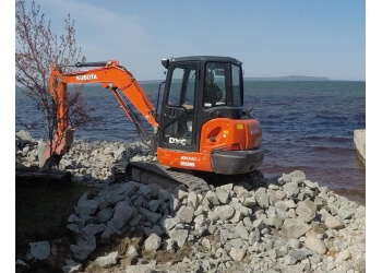 Sault Ste Marie landscaping company DYC Properties