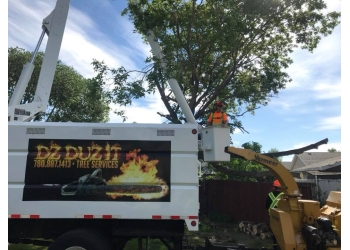 Sherwood Park tree service DZ Duz It