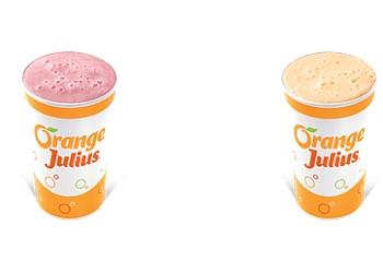 Lethbridge juice bar Dairy Queen / Orange Julius