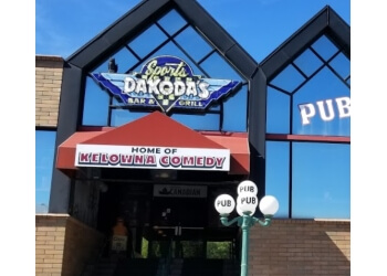 Kelowna sports bar Dakoda's Sports Bar & Grill