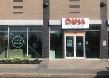 Longueuil yoga studio Dama Yoga