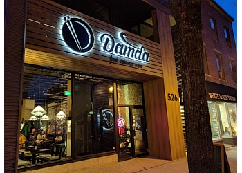 Fredericton vietnamese restaurant Damda Restaurant