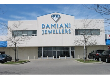 Vaughan jewelry Damiani Jewellers