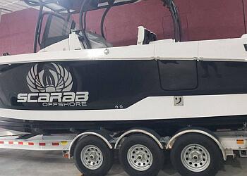 Belleville sign company Dan Goldfarb Signs