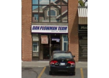 Whitby real estate agent Dan Plowman Team Realty Inc., Brokerage