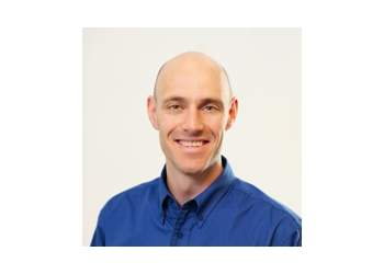 Langley physical therapist Dan Sivertson, BHK, B.Sc PT