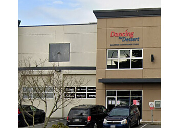 Langley wedding dance choreography Dancing for Dessert Inc.