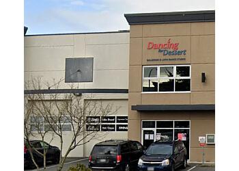 Langley wedding dance choreography Dancing for Dessert Inc.