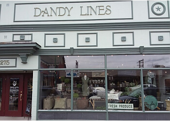 Prince George gift shop Dandy Lines