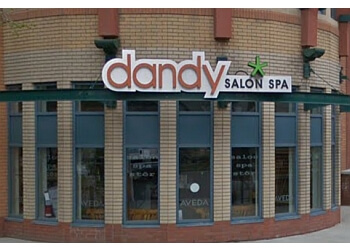 Edmonton hair salon Dandy Salon Spa