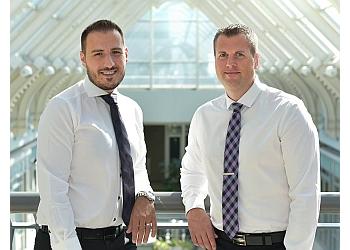 London mortgage broker Dani Hanna & Ken Roberts