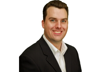 Ajax real estate agent Daniel MacQuarrie