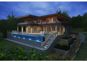 Chilliwack residential architect Daniel R. Petrick Architect Ltd.