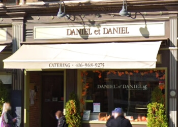 Toronto caterer Daniel et Daniel