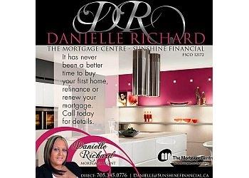 Orillia mortgage broker Danielle Richard