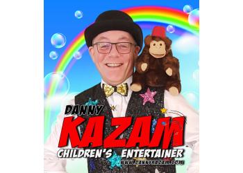 Regina entertainment company Danny Kazam
