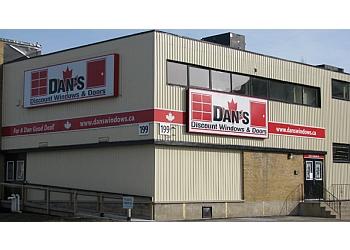 Kitchener window company Dan's Discount Windows and Doors