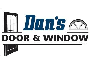 Kamloops window company Dan's Door and Window Ltd.