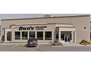 Kamloops auto body shop Dan's Kamloops Collision Centre