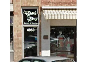 Red Deer tattoo shop Dark Day Studio