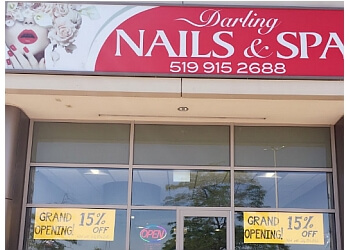 Windsor nail salon Darling Nails & Spa