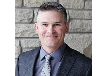 Barrie mortgage broker Darren Robinson