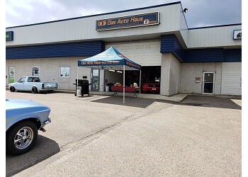 Red Deer car repair shop Das Auto Haus