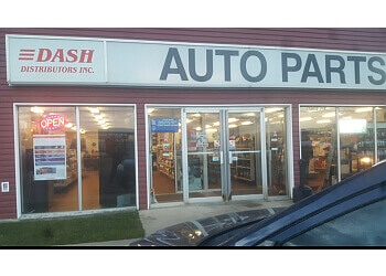 Edmonton auto parts store Dash Distributors Inc.