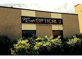 Thunder Bay optician Dave Knight Optical