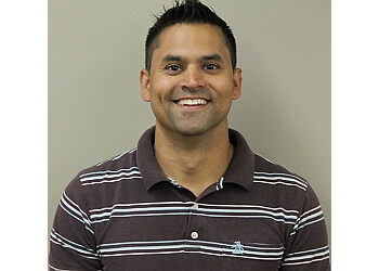 Oshawa physical therapist DAVE RAMBUKKANA, B.SC (PT), BHSC
