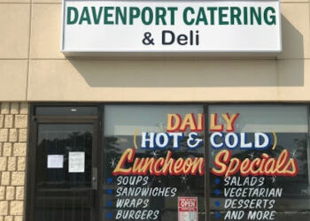 Waterloo caterer Davenport Catering