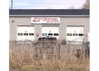 Aurora car repair shop Dave's Garage