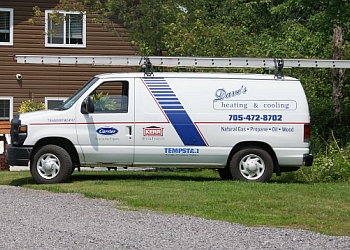 North Bay hvac service Dave's Heating and Cooling