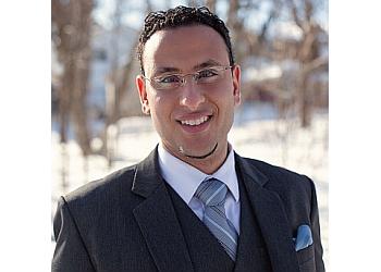 London real estate lawyer David Amin