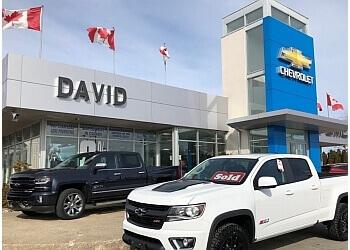 Welland car dealership David Chevrolet Buick GMC Ltd.