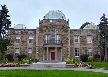 Richmond Hill landmark David Dunlap Observatory