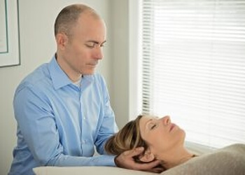Oakville manual osteopath David Ellis C.A.T.(C), DOMP