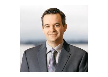 North Vancouver business lawyer David P. Von Der Porten
