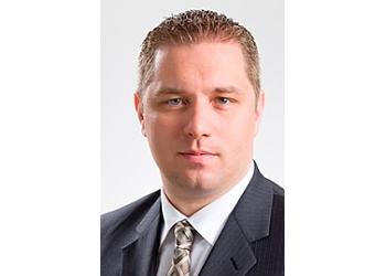 Medicine Hat financial service David Riley Stevens