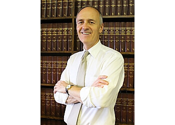 Fredericton real estate lawyer David W. McMath
