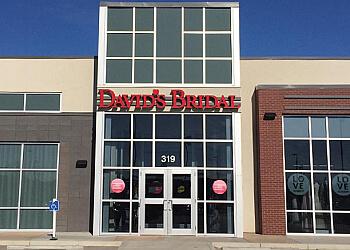 Calgary bridal shop David's Bridal