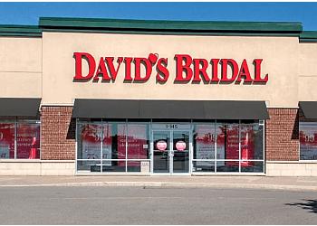 Ottawa bridal shop David's Bridal