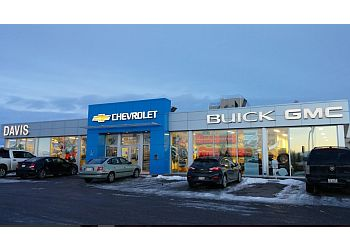 Airdrie car dealership Davis Chevrolet GMC Buick